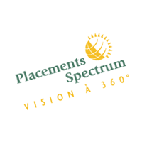 Placements Spectrum vector