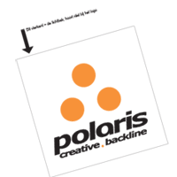 Polaris Creative Backline vector