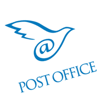Post Office 132 vector
