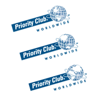 Priority Club Worldwide vector