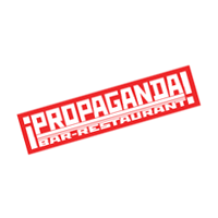 Propaganda Bar-Restaurant vector