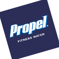 Propel Fitness Water vector
