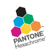 pantone hexachrome 1 vector