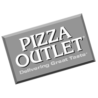 pizza outlet vector