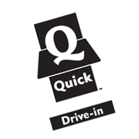 Quick Drive-in vector