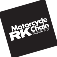 RK Motorcycle Chain vector