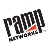 Ramp Networks vector
