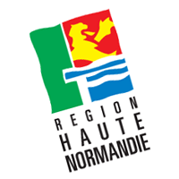 Region Haute Normandie vector