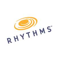 Rhythms NetConnections vector