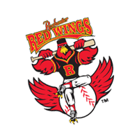 Rochester Red Wings 15 vector
