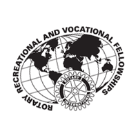 Rotary Recreational Vocational Fellowships vector