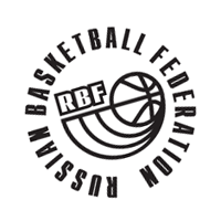 Russian Basketball Federation 203 vector