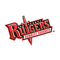 Rutgers Scarlet Knights 225 vector