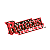 Rutgers Scarlet Knights 227 vector