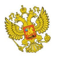 russian dbl head eagle vector