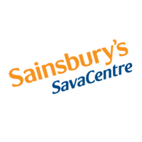 SAINSBURYS SAVA CENTRE 1 vector