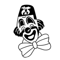 SHRINE CLOWN vector