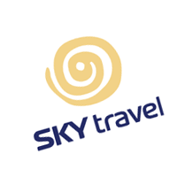 SKY travel 46 vector