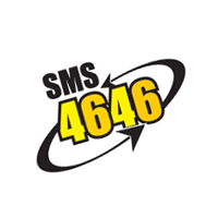 SMS 4646 vector