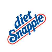 SNAPPLE DIET BRAND 1 vector