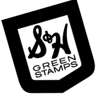 S & H GREEN STAMPS vector