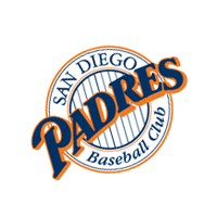 San Diego Padres vector