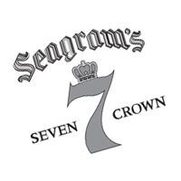 Seagram's Seven Crown vector