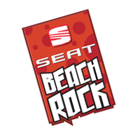 Seat Beach Rock vector