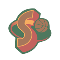 Seattle SuperSonics 142 vector