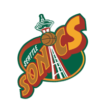 Seattle SuperSonics vector