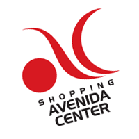 Shopping Avenida Center vector