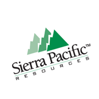 Sierra Pacific Resources vector