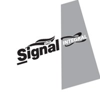 Signal Plus Intergal vector