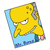 Simpsons - Mr  Burns download
