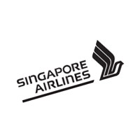 Singapore Airlines 174 vector