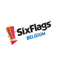 Six Flags Belgium vector