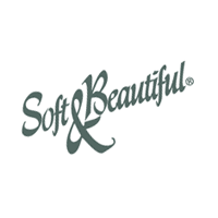 Soft & Beautiful vector