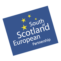 South Of Scotland European Partnership vector