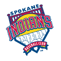 Spokane Indians 80 vector