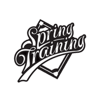Spring Training 108 vector