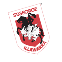 St George Illawarra Dragons vector