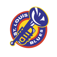 St  Louis Blues 7 vector