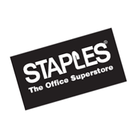 Staples 37 vector