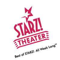 Starz! Theater vector