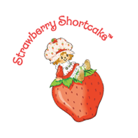 Strawberry Shortcake vector