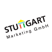 Stuttgart Marketing vector