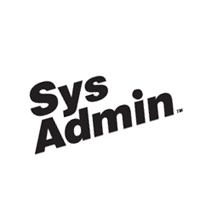 Sys Admin vector