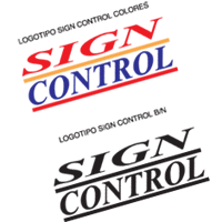 sign control 1 vector