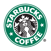 starbucks coffee 1 vector