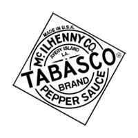 TABASCO PEPPER SAUCE vector